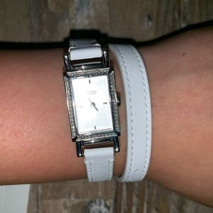 Coach Wrap watch!